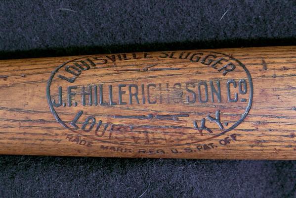 JF Hillerich & Son Co. 1910/1915 Double Dash-Dot-Dash