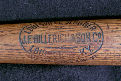 JF Hillerich & Son Co. 1910/1915 Double Dash-Dot-Dash