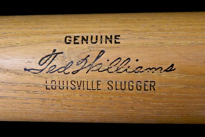 Ted Williams 1961/1964 Louisville Slugger