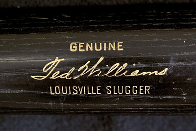 Ted Williams (HOF '66) 1961/1964 Black Louisville Slugger