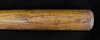 This Hillerich & Bradsby Decal bat is from 1917 - 1922 era. 34 inches and 38 oz bat is uncracked and in game used condition. Knob is perfect as is barrel, no checking on the barrel.