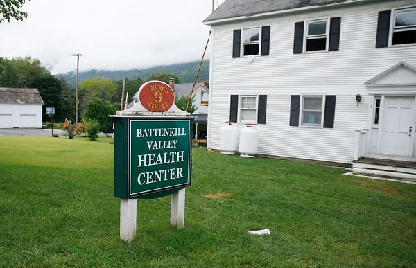 Battenkill Valley health renovations.