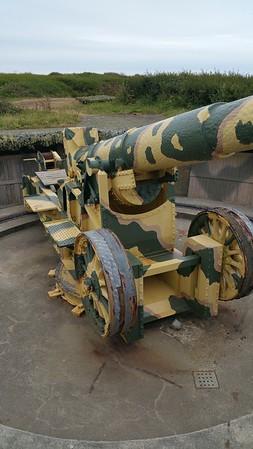 A big gun