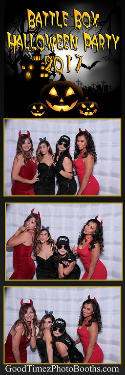 Halloween Party 2017-Strips
