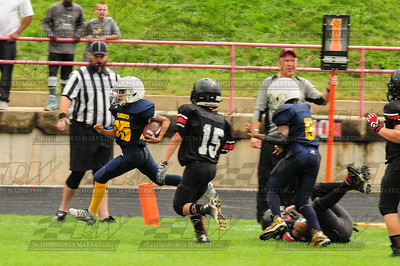 Battle Creek Vs Marshall 9-15-16