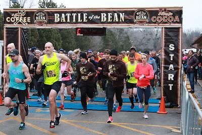 Battle of the Bean 5k 2018