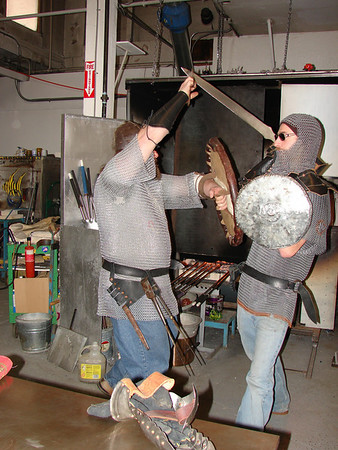 2007 BATTLE OF THE GLASS BLOWERS PROMO PIC'S