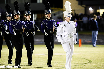 Band & Color Guard HoCo
