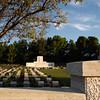 Hill 10 Cemetery blocks