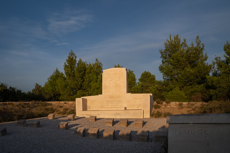 Plugge's Plateau Cemetery