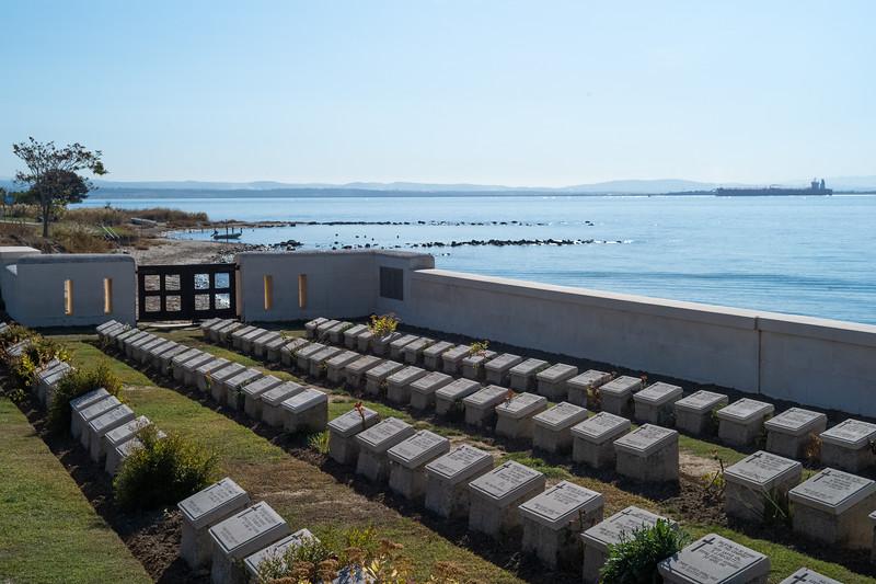 V Beach Cemetery