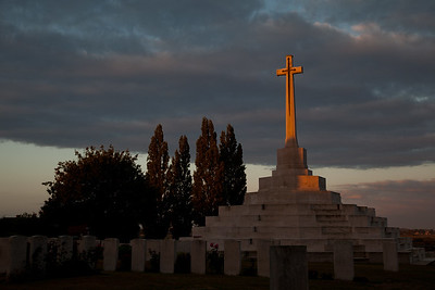 If I should die, think only this of me:  That there's some corner of a foreign field that is for ever England. 33,783 British soldiers and 1,176 New Zealanders are commemorated at Tynecot Cemetery, Ypres, Belgium.