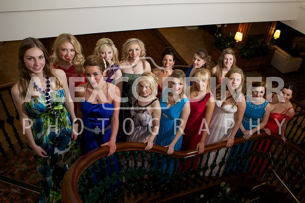 Miss Battle of Flowers Competition 2012