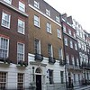 Burgoyne's home in later life, 10 Hertford St, London
