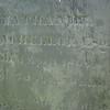 Inscription of Nathaniel Bachellor