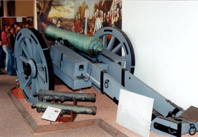 The gun at Watervliet Arsenal