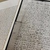 Photo from the news article about the Bacheller letter.