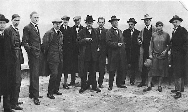 The Bauhaus Masters