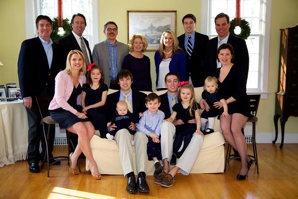 Baumgarten Family