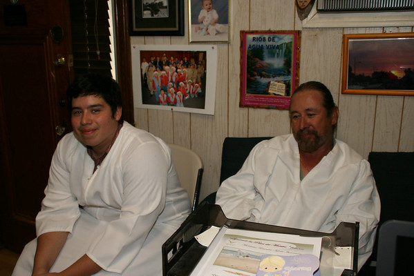 Bautismo Sep. 28, 2008