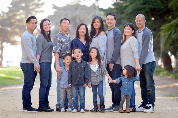 Bautista Supnet Family