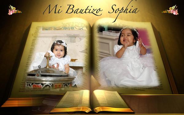 Bautizo Sophia Tito
