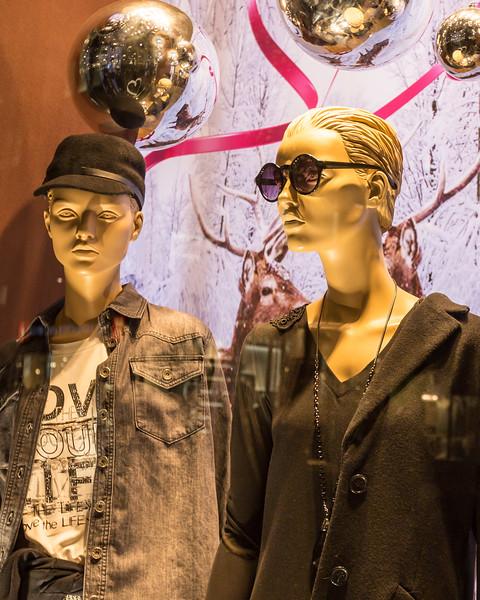 Mannequins in Vienna