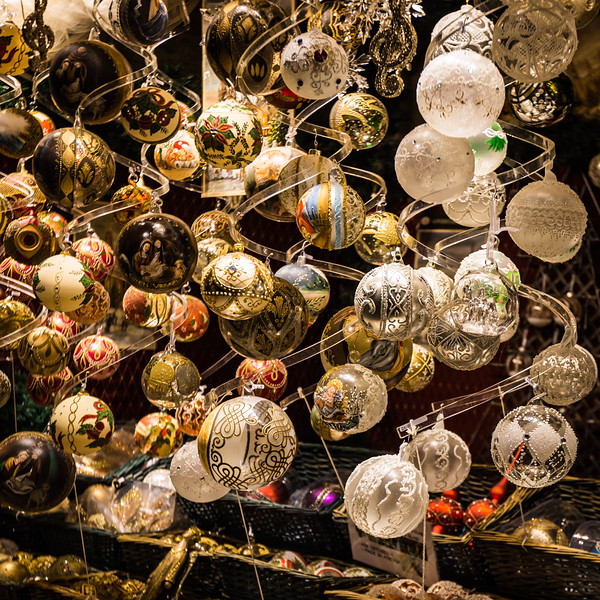 Christmas Ornaments in Vienna
