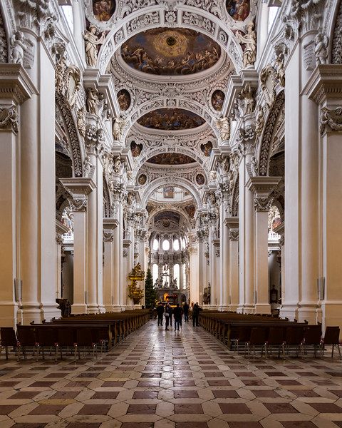 Dom St Stephen, Passau