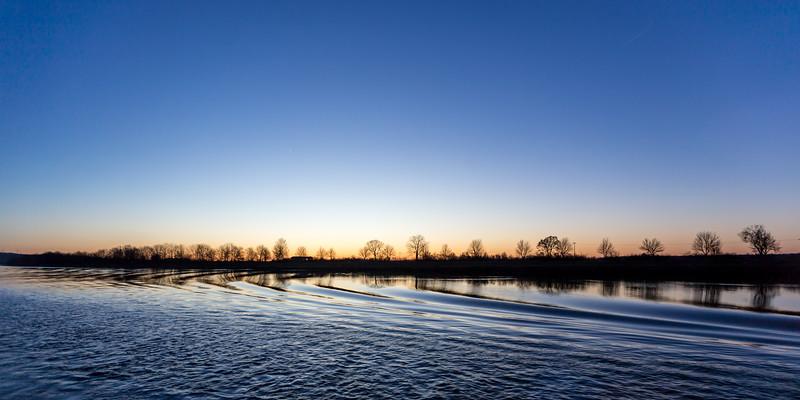Danube at Dawn