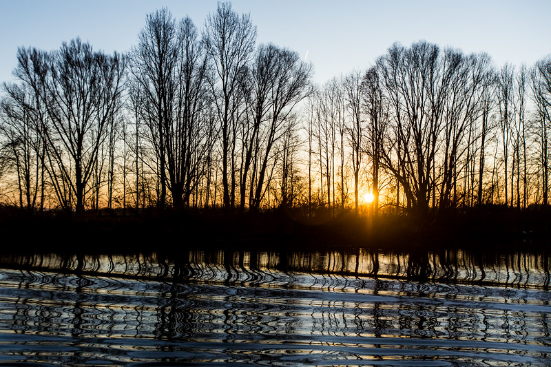 Danube Sunrise