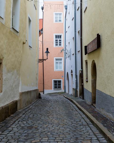 Cobblestones in Passau