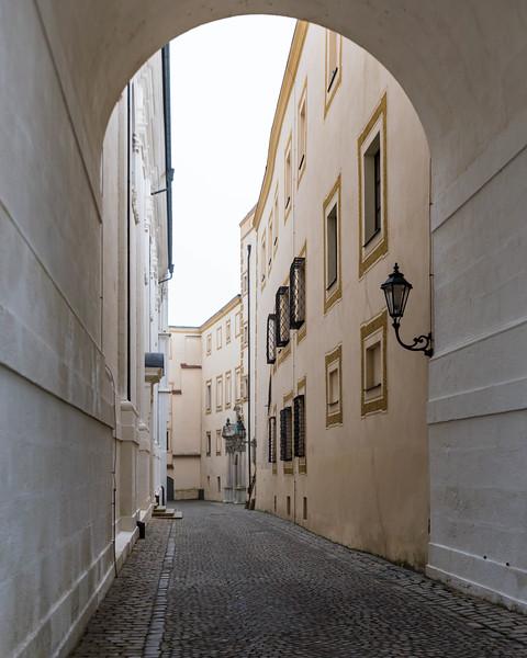 Archway Alley in Passau
