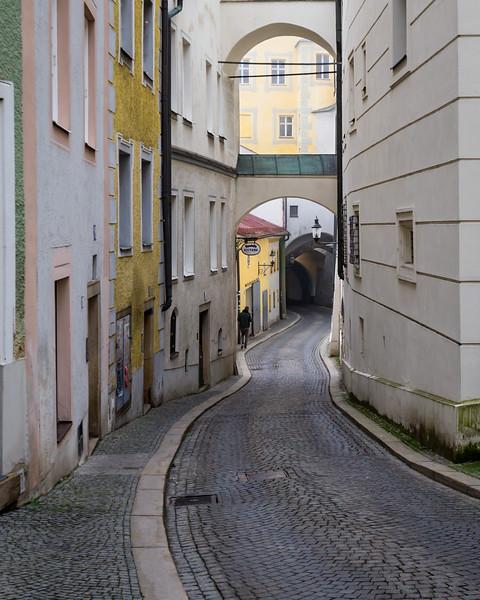 Streets of Passau