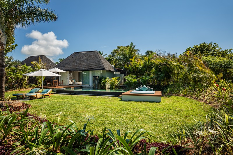 Sanctuary Beach Pool Villa with extended Pool