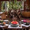 Clubhouse- Restaurant Fruit Buffet