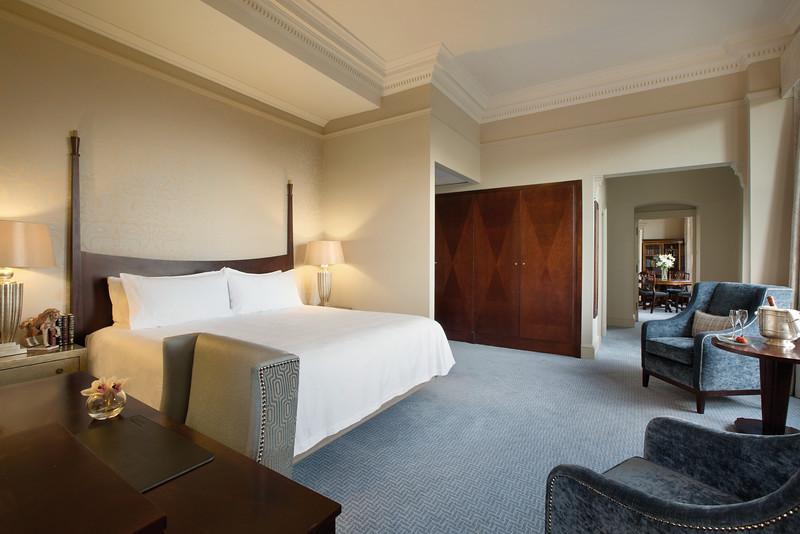 Waldorf Astoria Edinburgh - Caledonian Suite / Bedroom (2)