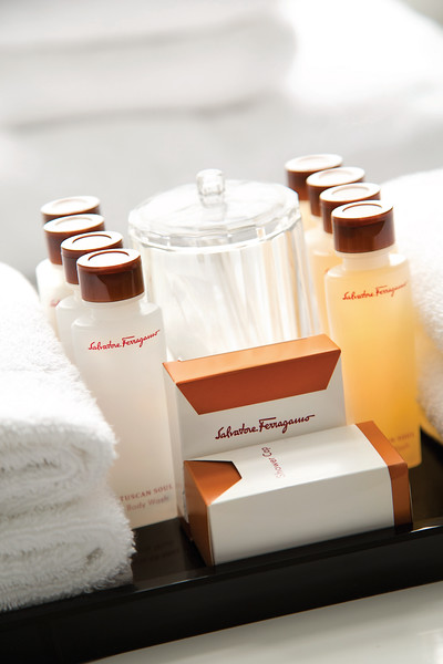 Waldorf Astoria Edinburgh - Bathroom Amenities
