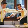 Pasta making with Chef Ossola and Boschetti