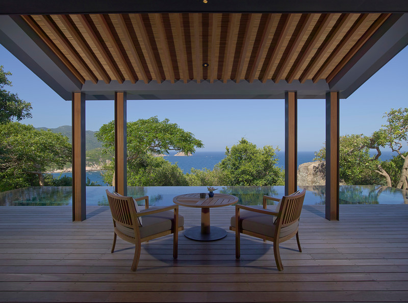 Amanõi - 12 Noi Pool Pavilion Terrace