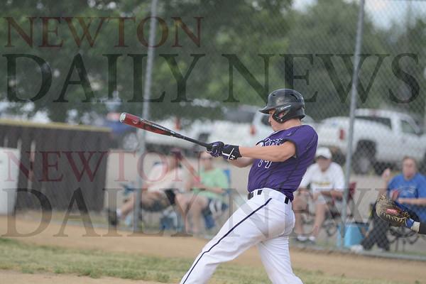 Baxter Baseball vs. GMG 5-29-18