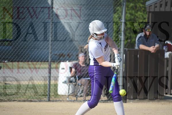Baxter Softball vs. Clarksville 6-5-18