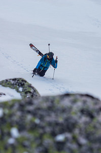 Skier : Vincent Lebrun, Location: Central Bassin