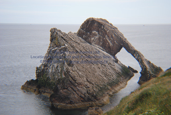 bow fiddle rock ( Cliff walkway 10NE) - 1