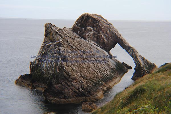 bow fiddle rock ( Cliff walkway 10NE) - 2