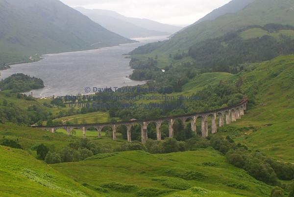 Glenfinnan viaduct (Forrest road 14SW) - 20