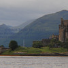 Eilean Donan ( from hall car park 15SE) - 3