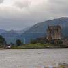 Eilean Donan ( from hall car park 15SE) - 2
