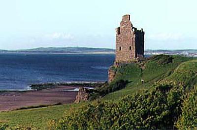 Greenan Castle4