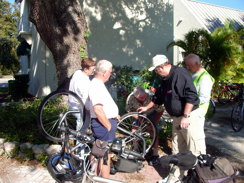 BAY AIRE RV PARK BIKE TO BREAKFAST